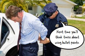 bulletpoint-arrest