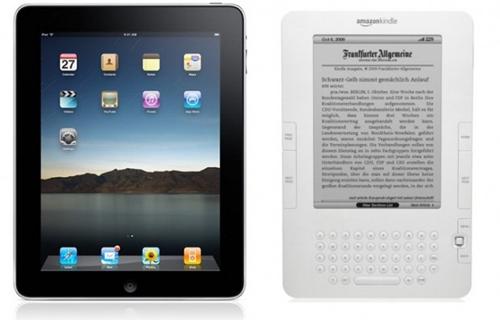 iPadVSkindle